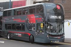 National Express West Midlands Alexander Dennis Enviro400 MMC 6828 (SN66 WEU) (Birmingham Central) 'Jennifer' (john-s-91) Tags: nationalexpresswestmidlands alexanderdennisenviro400mmc 6828 sn66weu birmingham route60