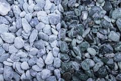 Kristall Grün 7-15 getrommelt dry-wet