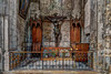 Église Saint Jean-Baptiste - HDR (gilles_t75) Tags: d5300 france gillest hdr nikkor1855mmf3556 nikon bracketing exposurefusion highdynamicrange photohdr photomatix tonemapping saintpierrelèsnemours îledefrance église saintjeanbaptiste seineetmarne77 jésus christ croix