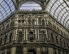 Galleria centre (Tony Tomlin) Tags: naples italy mediterranean europe galleriaumberto shoppingcentre