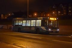 Arriva Merseyside 2465 - Y465 KNF (North West Transport Photos) Tags: arriva arrivamerseyside arrivanorthwest daf dafsb220 sb220 elc eastlancscoachbuilders eastlancs eastlancashirecoachbuilders myllennium elcmyllennium eastlancsmyllennium y465knf 2465 newbrighton kingsparade 410 411 woodside bus night
