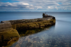 St. Monans, Fife (GlasgowPhotoMan) Tags: fife scotland firthofforth forth stmonans harbour bigstopper longexposure water sea summer