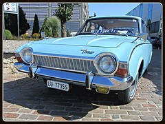 Ford Corsair 1500 GT, 1964 (v8dub) Tags: ford corsair 1500 gt 1964 schweiz suisse switzerland bleienbach british pkw voiture car wagen worldcars auto automobile automotive old oldtimer oldcar klassik classic collector