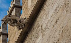 A Carved Figure - La Lonja (Silk Exchange - Valencia) (Olympus OMD EM5II & mZuiko 12-100mm f4 Pro Zoom) (1 of 1) (markdbaynham) Tags: stonework carving figure la lonja silk exchange valencia city spain espana espanol urban metropolis valencian historic olympus omd em5 em5ii csc mirrorless evil mft microfourthirds m43 m43rd micro43 zd zuikolic mz mzuiko 12100mm f4 pro zoom spainish es travelzoom mzd