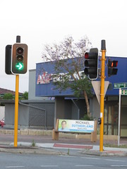 2016 Perth Tour - Braums Signals at Dusk (RS 1990) Tags: perth westernaustralia australia bayswater wa november 2016 morley dianella trafficlights signals dusk braums