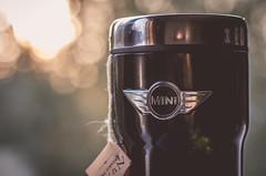 I Resolve...1/365 (Watermarq Design) Tags: mug tea bokeh 365project sunset resolutions minicooper