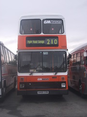 1466 H466 GVM (2) (sambuses) Tags: preserved 1466 gmbuses h466gvm