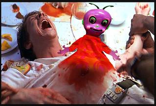 Aliens Chestburster Blippy 4887