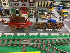 Studweiser (brickbuilder711) Tags: lego town train greater florida users group gflug tampa show gfltc club robin werner