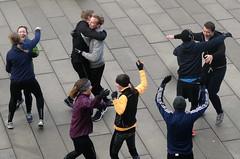 Time to hug! (Jaedde & Sis) Tags: hug people nine joy challengefactorywinner thechallengefactory