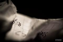 Macro Monday - Inspired by a song (toroddottestad) Tags: macro macromonday paper pen math nikon macromondays inspiredbyasong