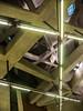 Gravity in all directions (Harry -[ The Travel ]- Marmot) Tags: travel reis reizen traveling reisen sne nvbs hongarije ungarn magyar hungary metro station budapest urban city railwaystation underground subway bahnhof allrightsreservedcontactmebyflickrmail concrete beton modernarchitecture moderne architectuur mikado szentgellérttérmetrostation