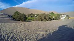 Oaza Huacachina | Huacachina Oasis