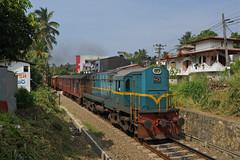 M8 843 Galle (Gridboy56) Tags: tuktuk galle matara colombo slr srilanka m8 m8843 8050 railways railroad trains train locomotive locomotives