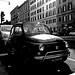 Fiat Cinquecento, Roma