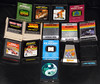Atar 2600 Cartridges with AtariAge Harmony Cartridge (WishItWas1984) Tags: toy collecting collection collector hobby vintage retro classic atari 2600 cartridge atariage harmony cart 1980s 80s 1970s 70s video game pitfall nightdriver bowling riverraid donkeykong donkeykongjr cosmicark demonattack atlantis icehockey breakout poleposition qbert superchallenge football