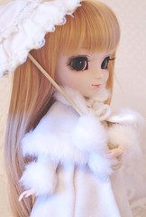 Custom pullip (Blue faerie) Tags: pullip dall doll dollcollector