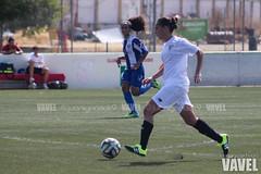 Sevilla Femenino - Hispalis 014 (VAVEL Espaa (www.vavel.com)) Tags: futbolfemenino hispalis futfem segundadivisionfemenina sevillavavel sevillafemenino juanignaciolechuga futbolfemeninovavel cdhispalis sevillafcfemenino