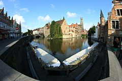Magic Brugges (martabyapples) Tags: trip travel boats holidays belgium magic canals brugges discover