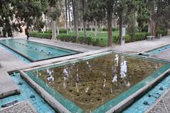 Fin Garden, Kashan (daeijan) Tags: travel pool garden iran fin kashan