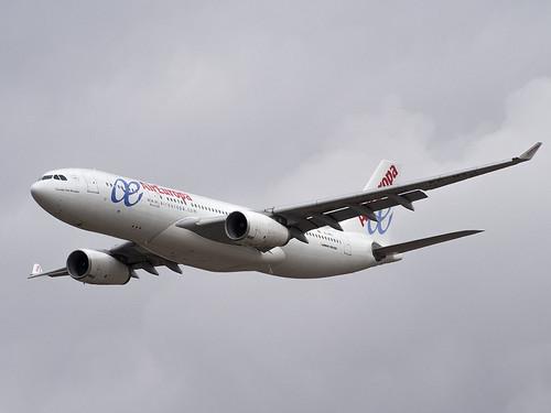 Air Europa, Airbus A330-243 EC-MAJ