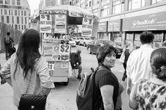 Street Photography - New York-17 (Giorgio Meneghetti) Tags: street blackandwhite newyork photography nikon broadway persone persons biancoenero nikonclubit