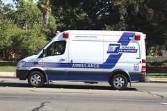Sonoma Life Support (So Cal Metro) Tags: rescue sonoma ambulance dodge leader van santarosa paramedic ems emt amr sprinter americanmedicalresponse leaderambulance