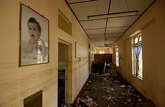 Maternity ward, Kinniya District Hospital