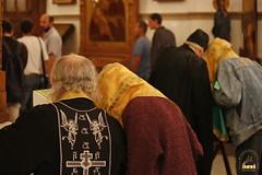 85. The solemn All-Night Vigil / Праздничное вечернее богослужение
