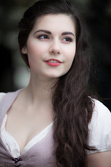 Snow White (Thomas Frejek) Tags: nl anouk arcen limburg niederlande elffantasyfair 2015