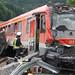 Schweres Zugunglück in Saßmannshausen – 32 Verletzte