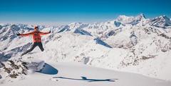 M. de Menouve, Aosta Valley