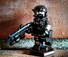 Navy SEAL. (Keaton FillyDing) Tags: soldier lego navy seal figure vest minifig custom scar rare pvc minifigure moc hac brickarms brickforge citizenbrick eclipsegraphx