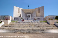 supreme court of pakistan- Photo by Imran Y. CHOUDHRY