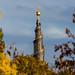 Autumn in Copenhagen - The Spiral Tower
