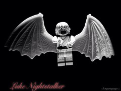 Scare wars : No Hope . Luke nightstalker (Legoagogo) Tags: halloween star lego luke wars chichester skywalker legoagogo