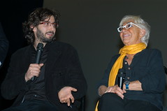Direttore Artistico Matteo Ceccarelli e Lina Wertmuller