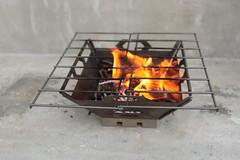 IMG_2961 (cranksoutdoors) Tags: titanium vargo チタン 焚き火