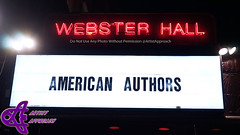 American Authors (ArtistApproach) Tags: new york city nyc newyorkcity ny newyork zach dave matt marquee james manhattan september american zac shelley zack authors sanchez barnett websterhall 2015 mattsanchez americanauthors zacbarnett marlinroom jamesshelley rublin daverublin jamesadamshelley