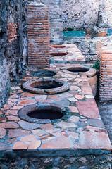 Delicatessen in Pompeii (kimbar/Thanks for 2.5 million views!) Tags: italy archaeology ancient pompeii 1994 delicatessen