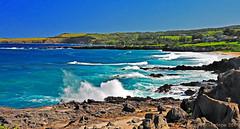 Oneloa Bay, Kapalua, Maui (Zeta_Ori) Tags: beach hawaii maui kapalua hawea makaluapunapoint oneloa oneloabeach makaluapuna haweapoint oneloabay