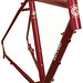 Gunnar Cycles Grand Disc in Rosewood Metallic - Front View