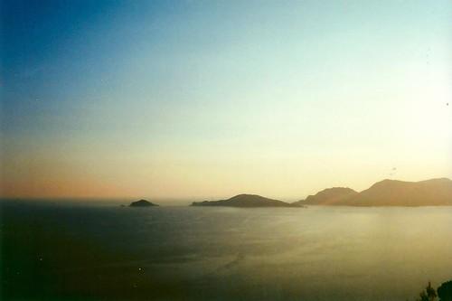 Sunset + Golfo dei Poeti