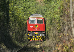 Welcome to the jungle (BackOnTrack Studios) Tags: light red diesel engine class bulgaria locomotive 07 ludmilla 065 bdz berende luganskteplovoz staniyantsi