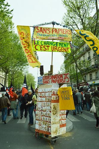 Contre l'austérité, 12 avril 2014
