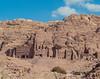 Petra (Lena and Igor) Tags: street travel blue sky people tourism nikon rocks asia tour petra middleeast tourists jordan 1855 nikkor dslr d40