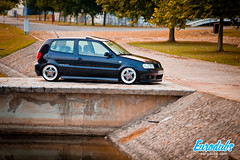 "MK4 & Polo 6N2 • <a style=""font-size:0.8em;"" href=""http://www.flickr.com/photos/54523206@N03/22964955609/"" target=""_blank"">View on Flickr</a>"
