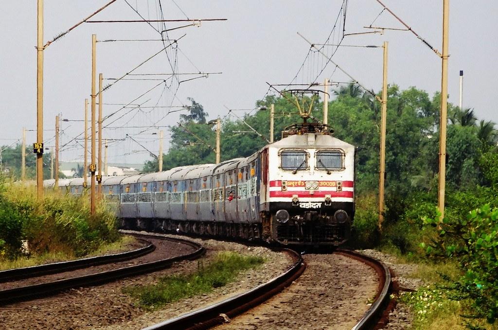 travel indian railway trains mumbai gorakhpur super fast express