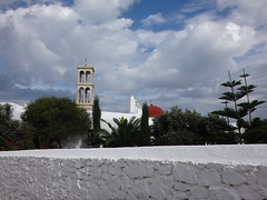 Monasterio Panagia Tourliani. Anno Mera. Isla de Mikonos. Grecia (escandio) Tags: otros grecia mikonos 2015 cicladas annomera islademikonos