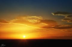Evening Sweetness... (Abd-Elilah Ouassif) Tags: light sunset sky sun clouds landscape evening soleil twilight nikon outdoor lumière horizon coucher calm ciel morocco maroc nikkor nuages paysage soir crépuscule extérieur ouarzazate calme coucherdesoleil 2015 abdelilah ouassif d7000 18105mmf3556gvr